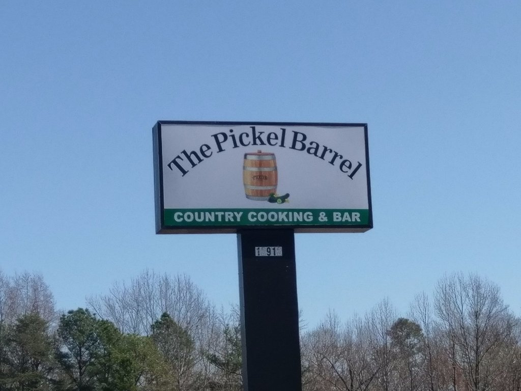 tde Pickle Barrel