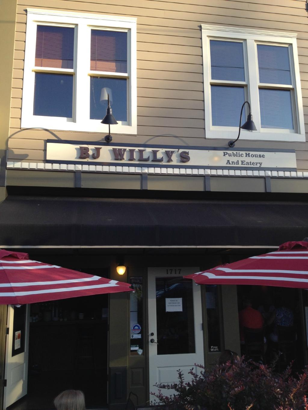 J. Willy`s Public House and Eatery