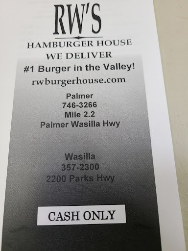 R W`s Hamburger House