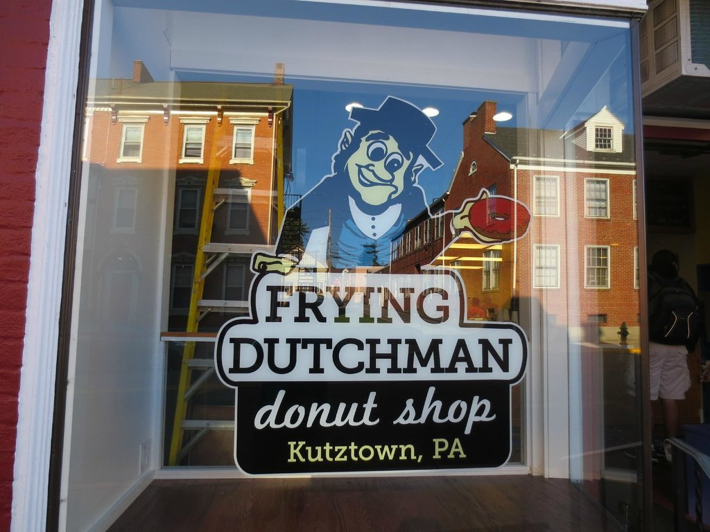 tde Frying Dutchman College Town Bakeries