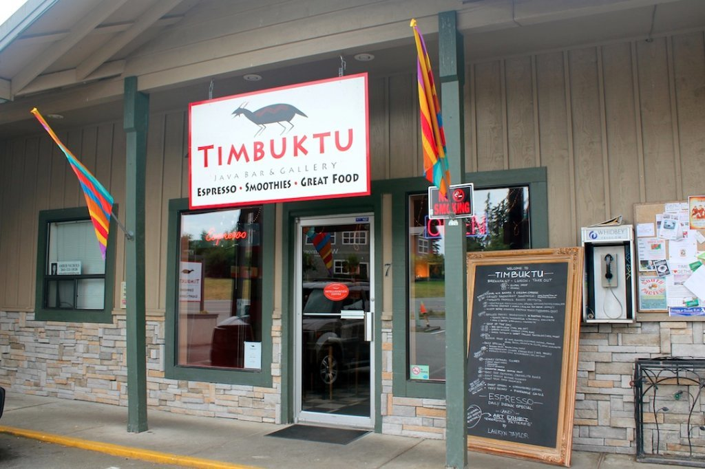 Timbuktu Java Bar and Cafe