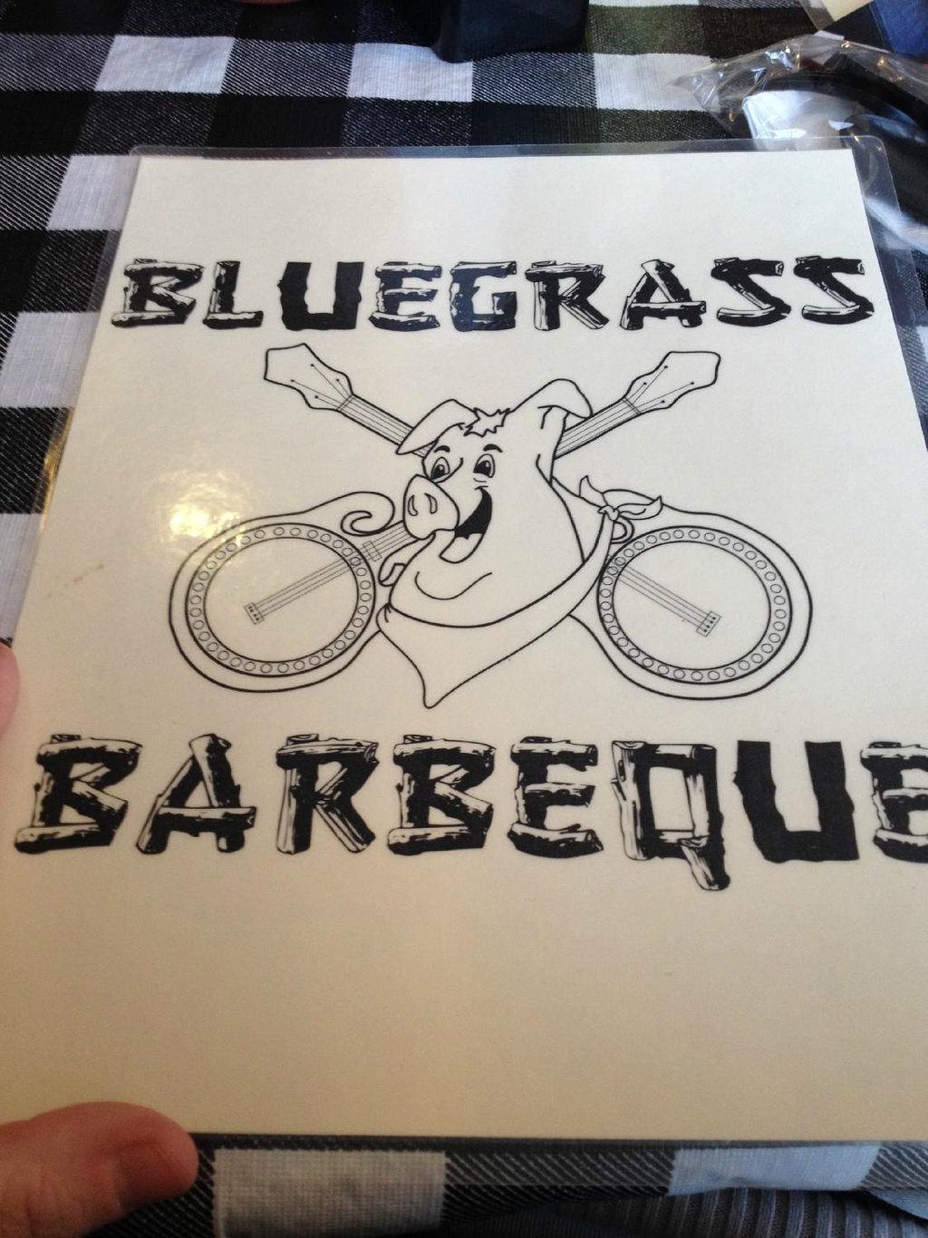 Bluegrass Barbecue