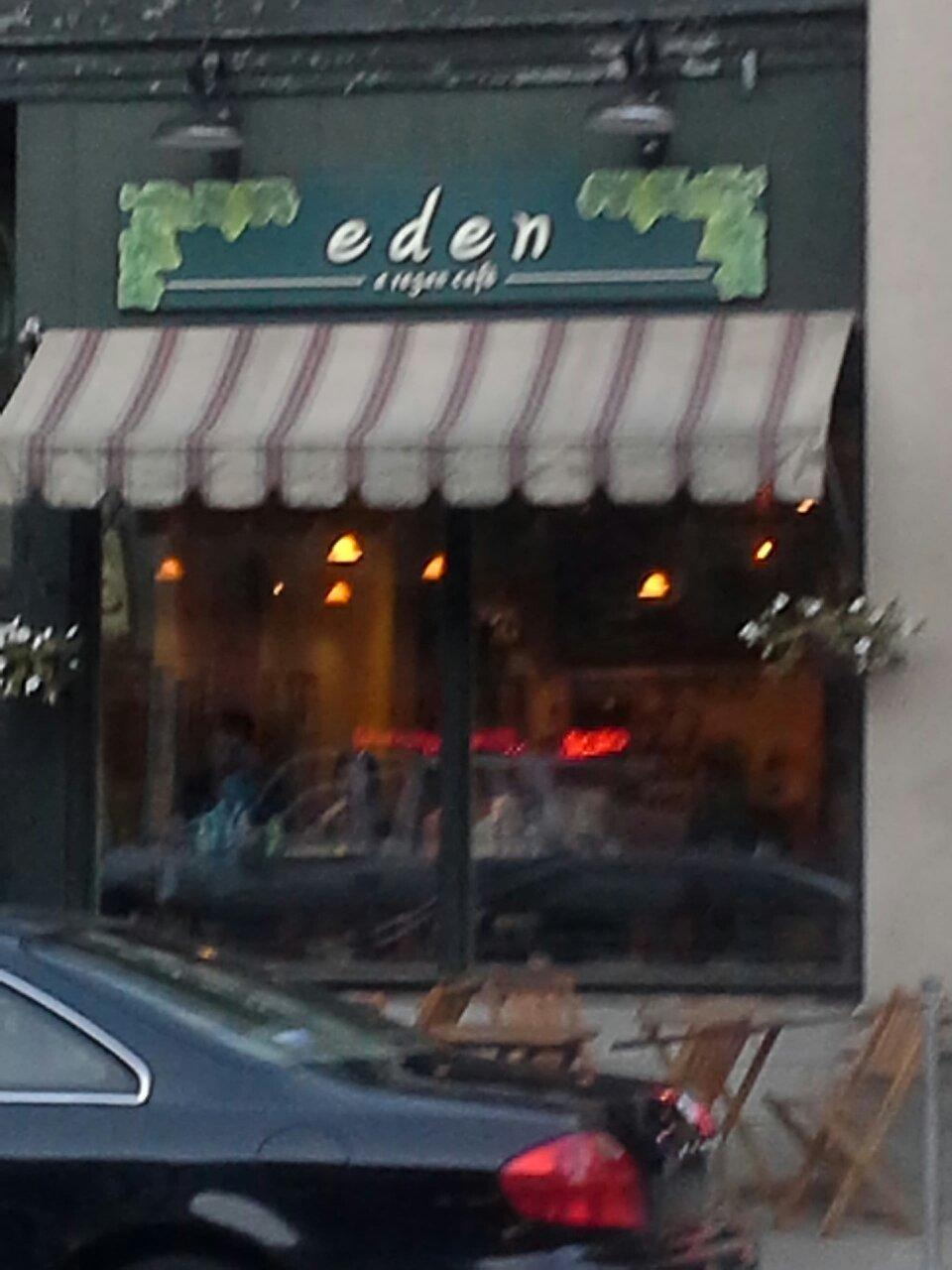 Eden A Vegan Cafe